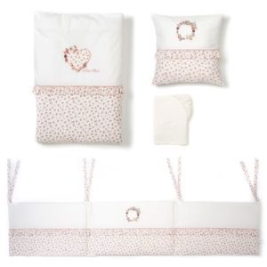 Cot Bed Bedding Set