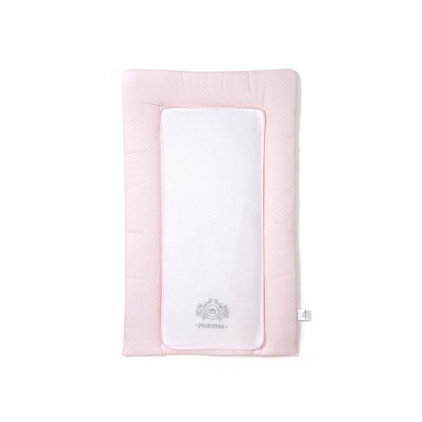 Pink Changing Mattress