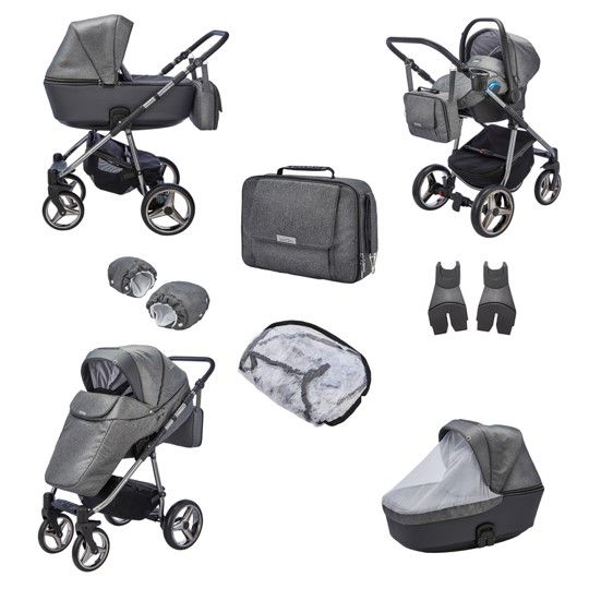 Full Travel System Package