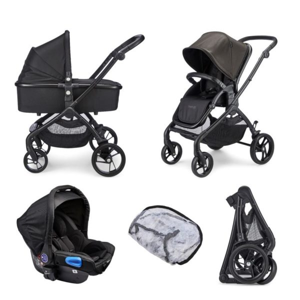 Compact Fold Travel System